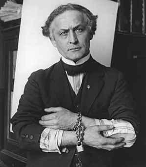 Harry Houdini Kimdir? Resimleri ve Biyografisi