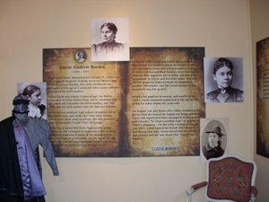 Lizzie Borden Exhibit