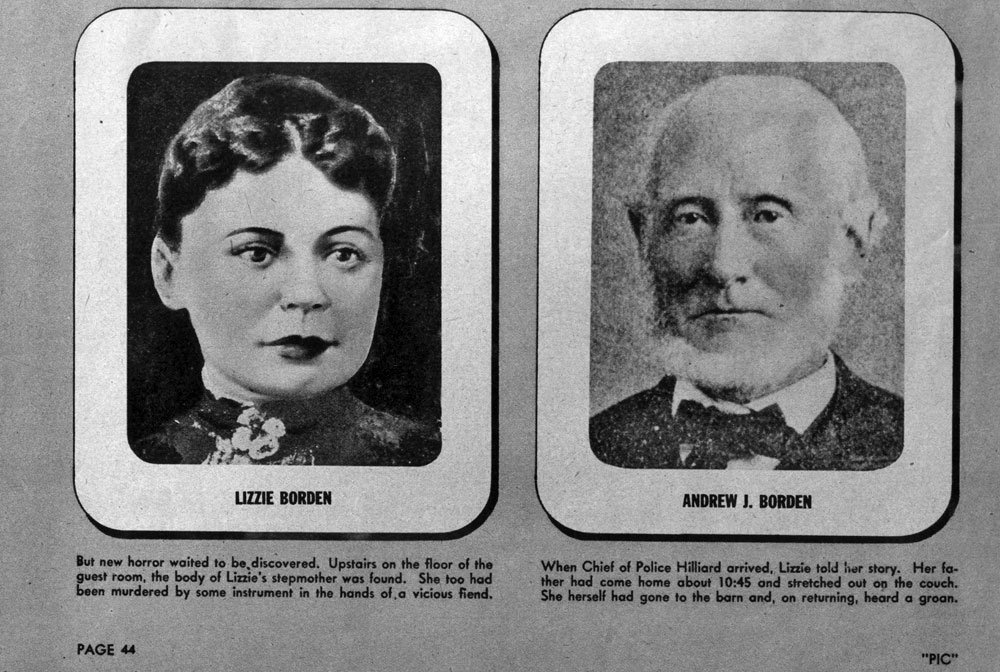 lizzie borden essay outlines 1892 borden murders lizzie borden took an axe for the purposes of this essay, however  lizzie borden and the 1892 borden murders.