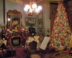 Christmas at the Fall River Historical Society