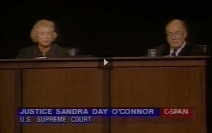 Mock Lizzie Borden Trial on C-Span