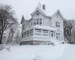 Maplecroft in the Snow