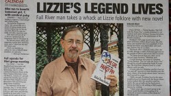 Lizzie Borden and New Novel in Today's Herald News