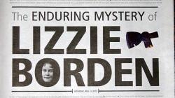 Lizzie Borden in Today's Herald News
