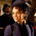 Christina Ricci as Lizzie Borden.