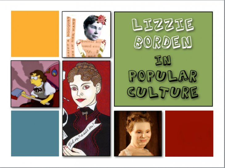 Lizzie Borden Events at the Raynham Public Library