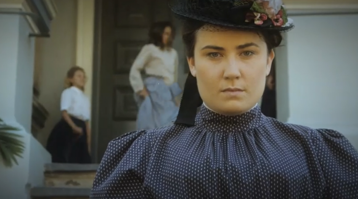 Lizzie Borden on Deadly Women, August 1