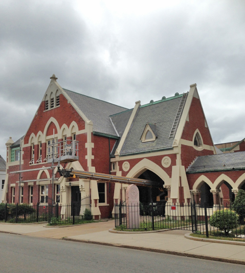 Lizzie Borden's Church Getting Makeover