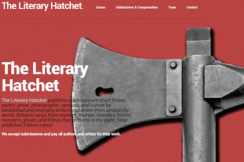 Literary Hatchet Downloads Working Again