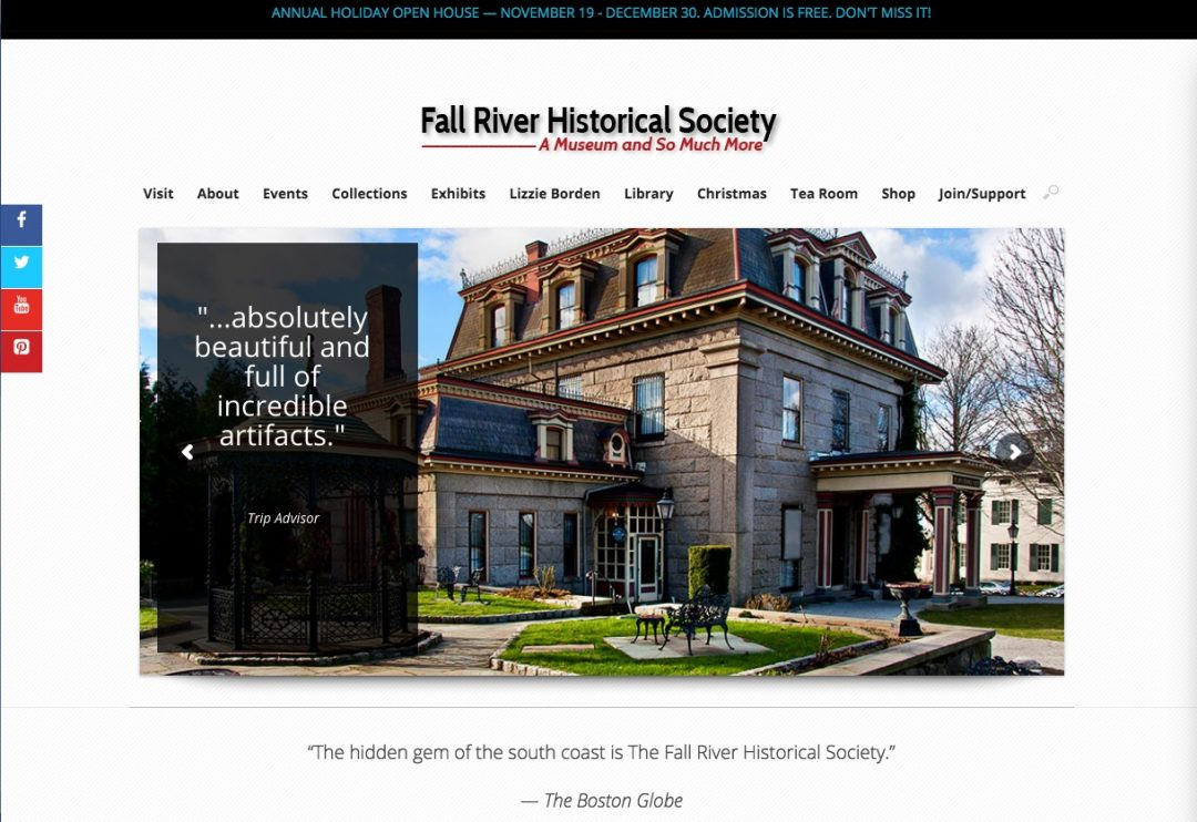 Mondo Lizzie Borden Fall River Historical Society Website And - 30 incredible historic artifacts