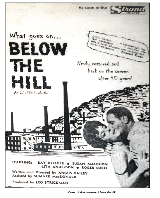 Neorealism: Below The Hill: Neorealism In Fall River