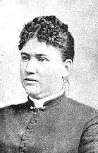 ABBY DURFEE (GRAY) BORDEN, 1828 - 1892