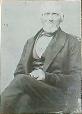 Andrew's Father Abraham Borden