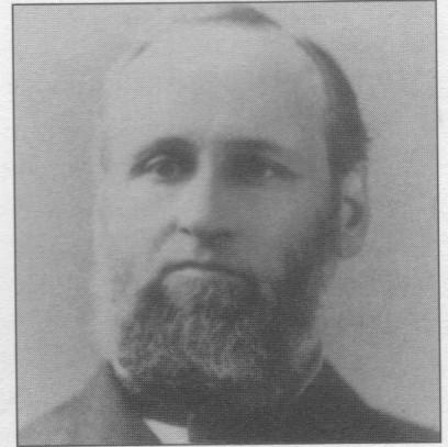 JUSTICE CALEB BLODGETT, 1832 - 1901