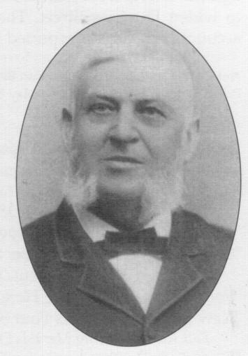 CHARLES JARVIS HOLMES, 1834 - 1906.
