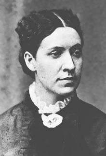 EMMA LENORA BORDEN, 1851 - 1927.