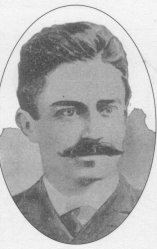HENRY G. TRICKEY, 1868 - 1892.