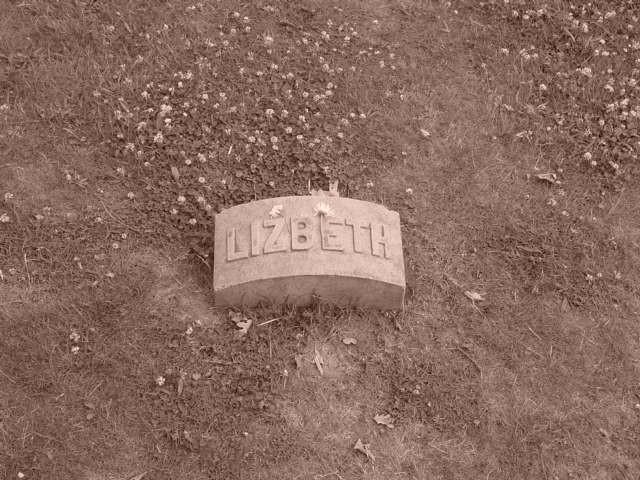 Lizzie's Grave