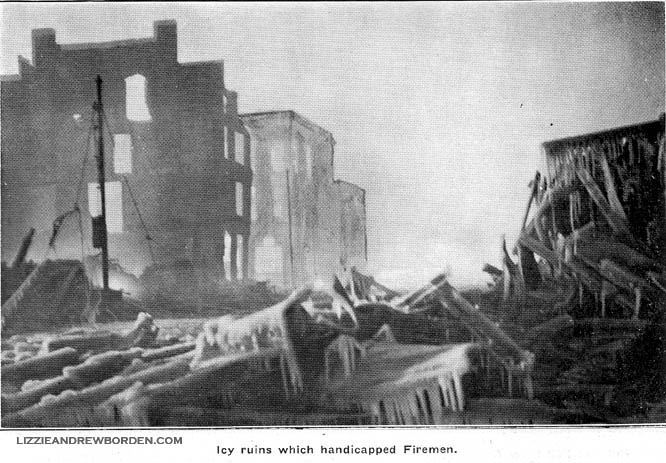 Fall River Fire, 1928