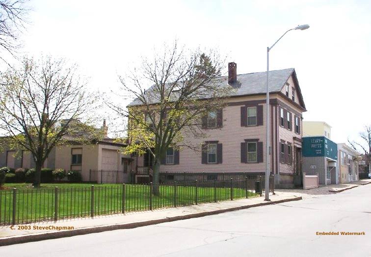 92 Second Street