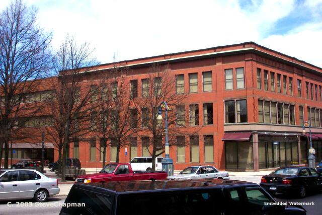 A. J. Borden Building