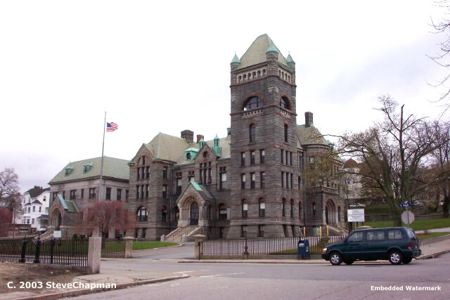 Fall River Court House and Registry of Deeds