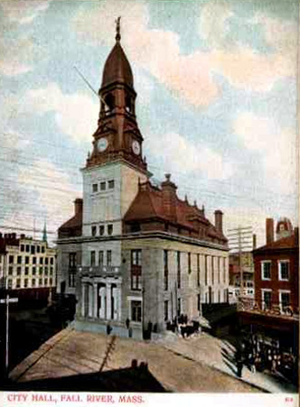 City Hall, Fall River