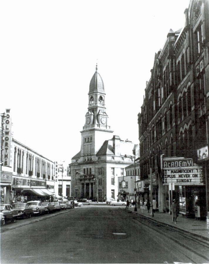 Downtown 1960