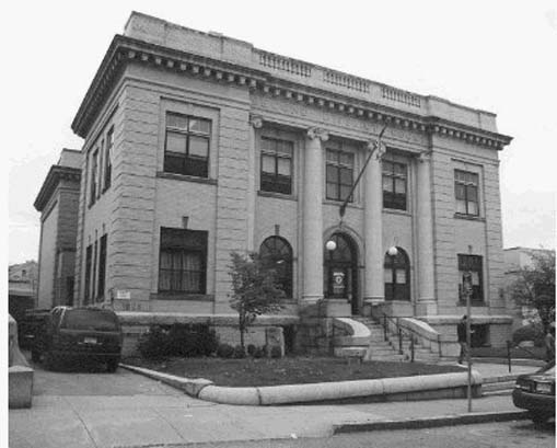 Fall River District Court