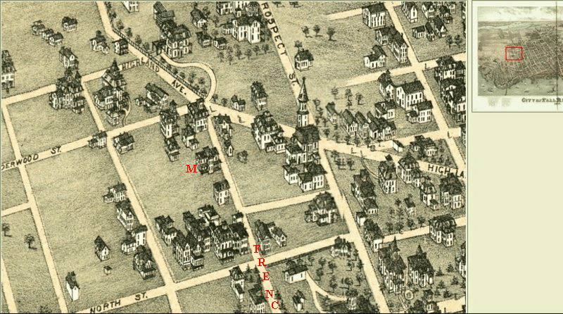 French Street 1877