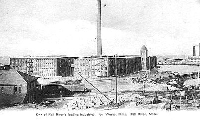 Fall River Ironworks