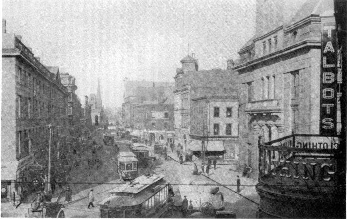 Main Street, 1889
