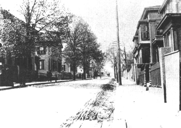 Second Street