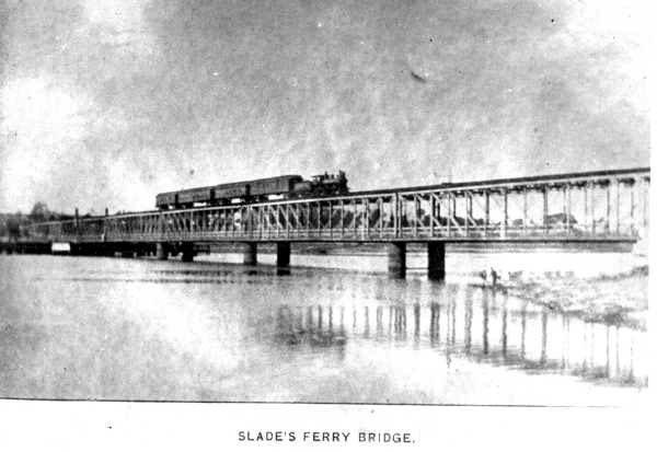 Slades Ferry Bridge