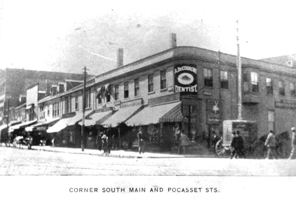 South Main and Pocasset Streets