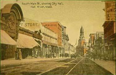 South Main, 1908