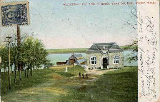 Watuppa Lake