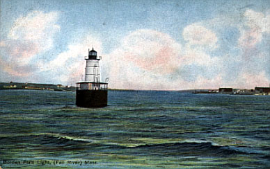 Borden Flats Lighthouse