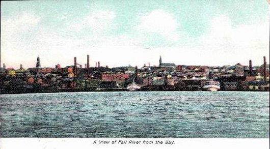 Fall River from Somerset