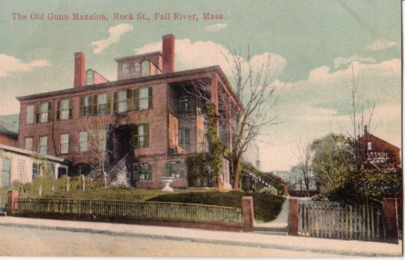 Gunn Mansion