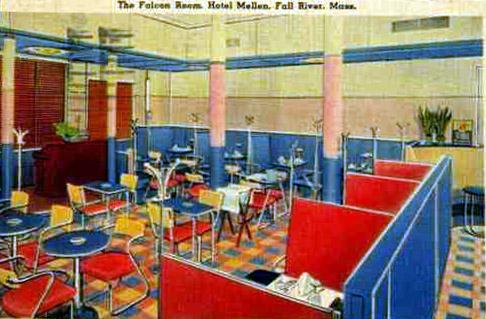 Hotel Mellen Room