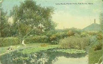 Lilly Pond, North Park