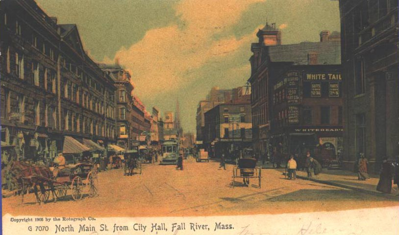North Main, 1905