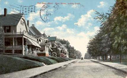 Rock Street