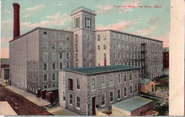 Pocasset Mills