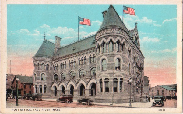 Old Post Office and Custom House