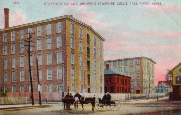 Stafford Mills