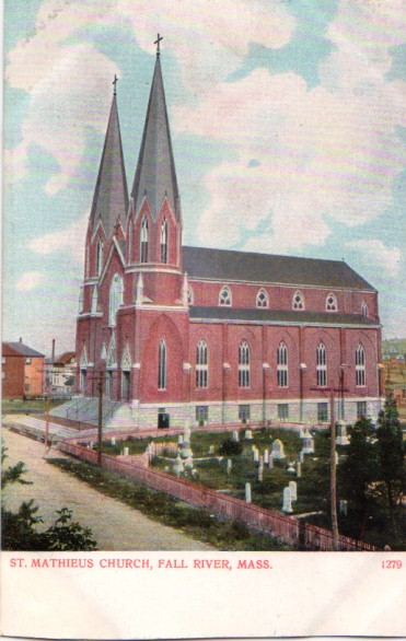 St. Mathieus