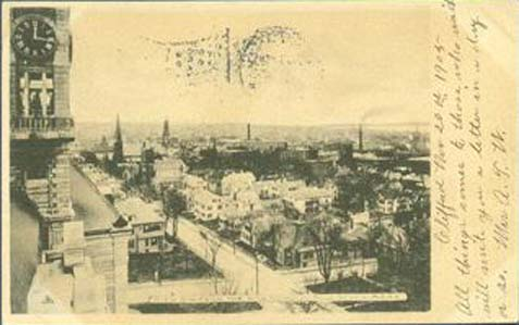View of Fall River