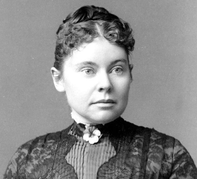 Lizzie Borden pre 1892